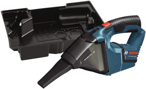 Bosch Power Tools VAC120BN 12-Volt Cordless Vacuum Bare Tool