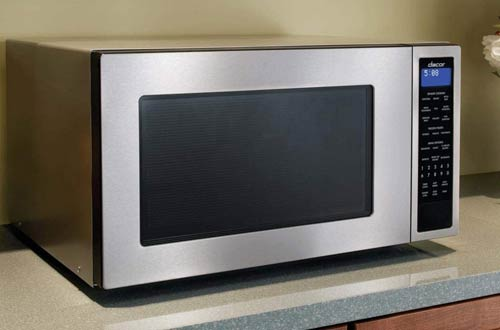 """Dacor DMW2420S 24"""" Distinctive Series Counter Top and Built-In Microwaves"""