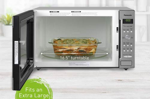 Panasonic Stainless Steel Countertop/Built-InMicrowave Ovens