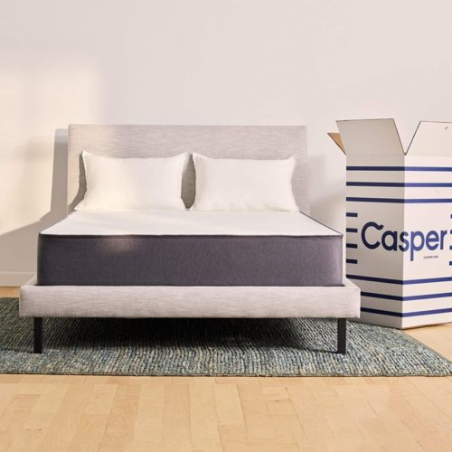 Casper Sleep Foam Mattress, King 12""