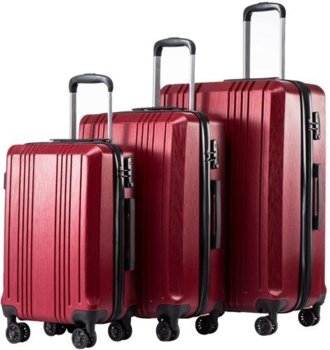best budget hardside luggage