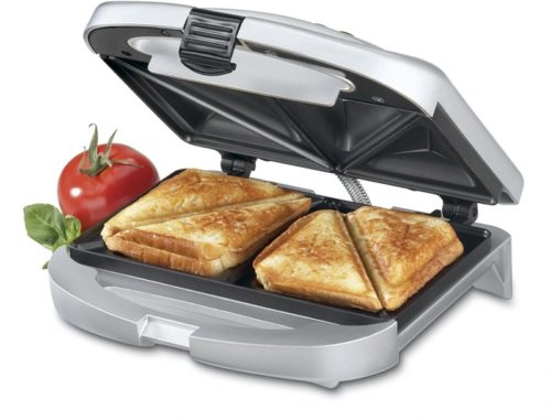 sandwich press commercial