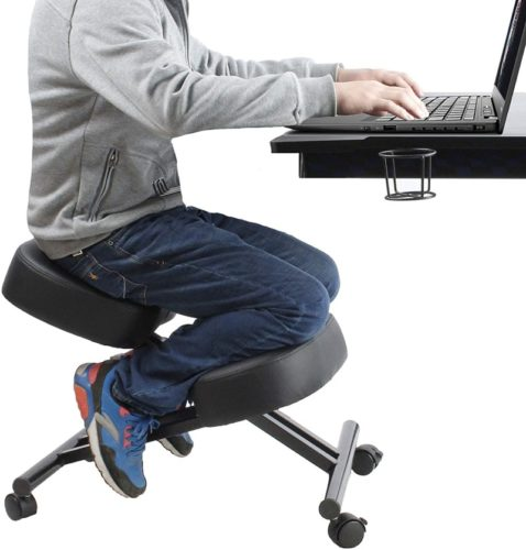 Ergonomic Kneeling Comfortable Desk Chair Home