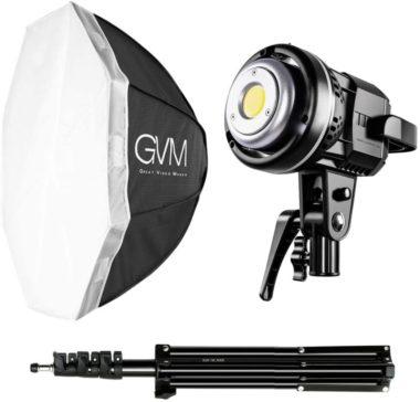 GVM Great Video Maker Softbox Lighting Kits