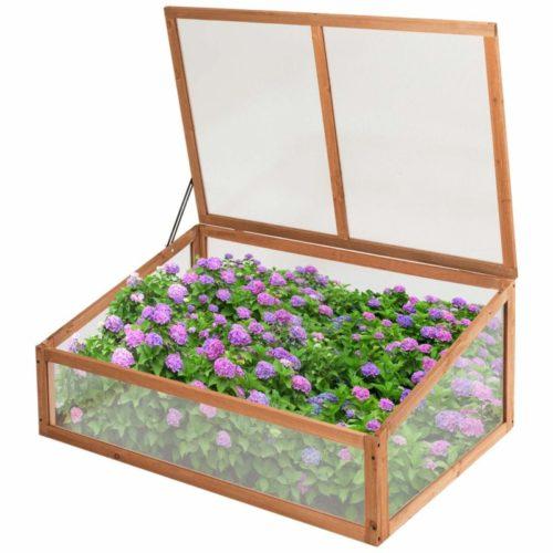 cold frame greenhouse diy