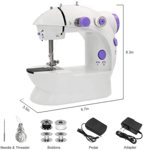 Machine Electric Overlock Sewing Machines