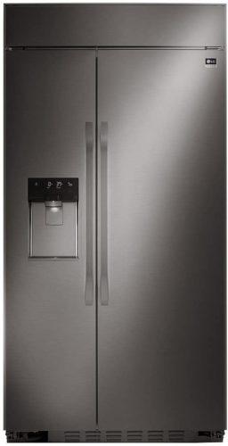 LG Studio LSSB2696BD Built-In Side-by-Side Refrigerator
