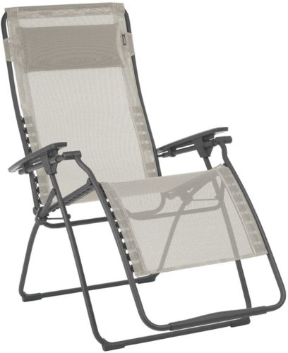 Seigle Grey incliner chair zero gravity