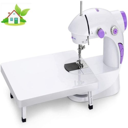 Adjustable Double Speed Crafting Mending Machine with Foot Pedal