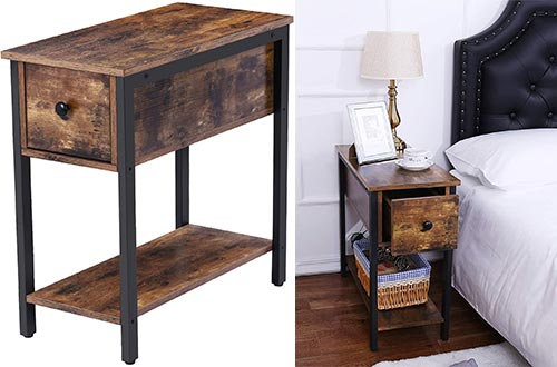 Narrow Side Tables