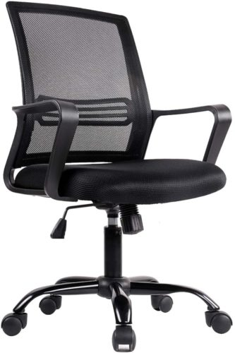 Office Chair, Mid Back Mesh