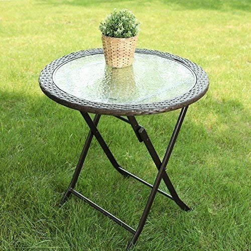 folding patio table lowes