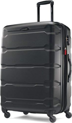 hard large suitcase