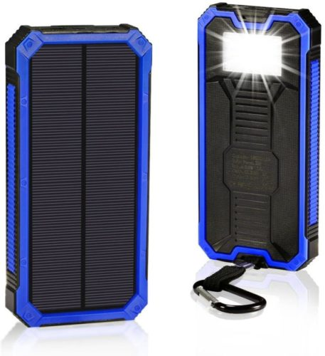 solar power bank amazon