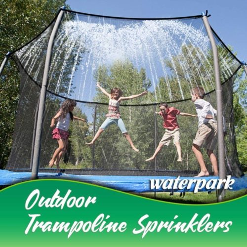 Tesmotor-Trampoline-Sprinkler-Outdoor-Water-Park-Sprinkler-for-Kids-Summer-Fun-Outside-Water-Toy-Attached-on-Trampoline-Safety-Net-Enclosure(39ft)