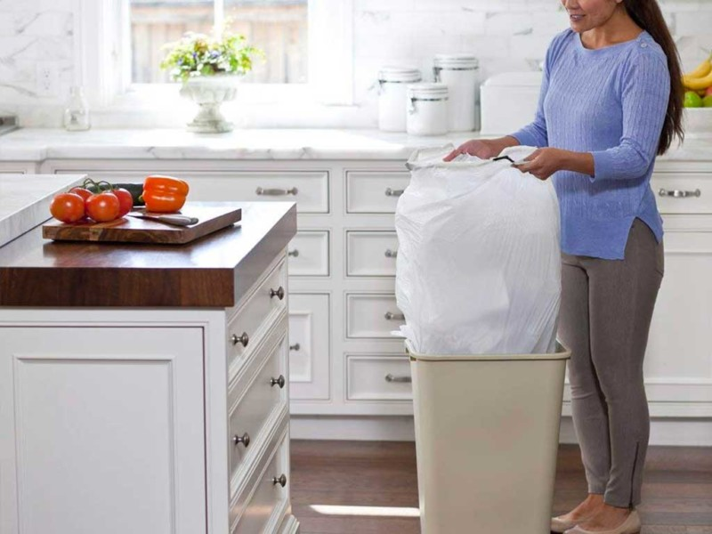 Top 10 Best Tall Kitchen Trash Bags of 2021 Review