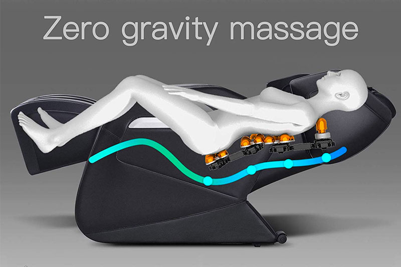 Top 10 Best Zero Gravity Massage Chairs of 2021 Review