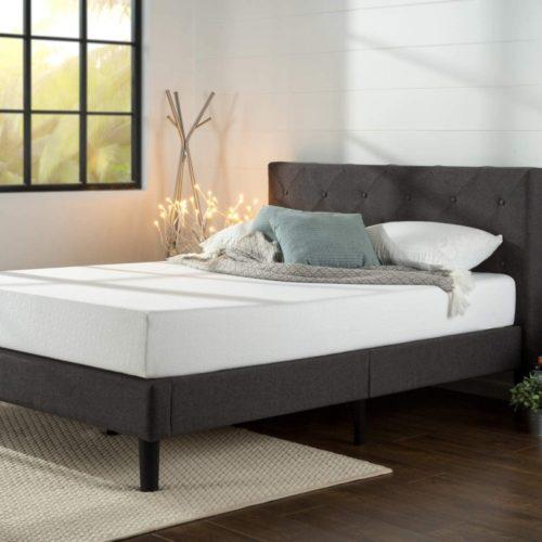 zinus bed frame 14 inch