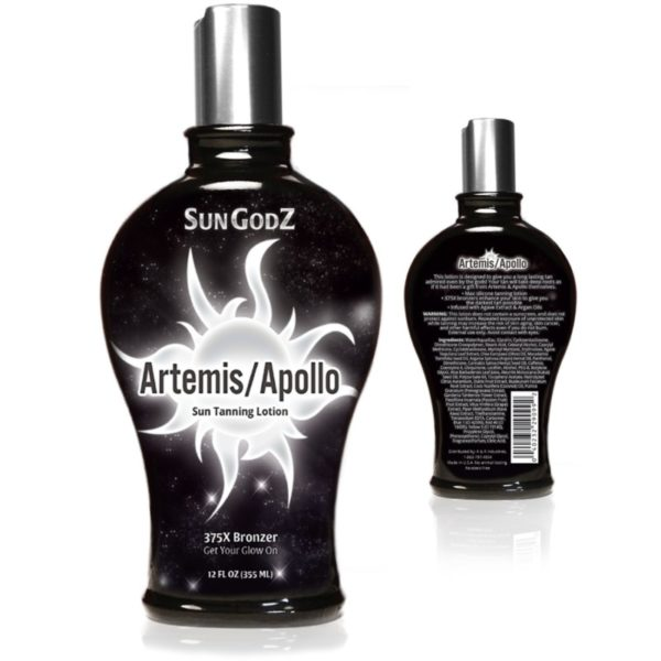 10. Indoor Tanning Lotion with Bronzer for Indoor Tanning Beds