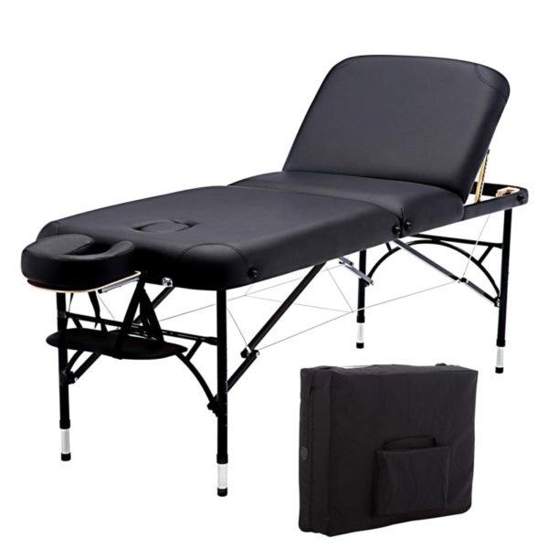 11. Artechworks 28 Wide Professional 3 Folding Portable Massage Table Facial Salon Spa Tattoo Bed