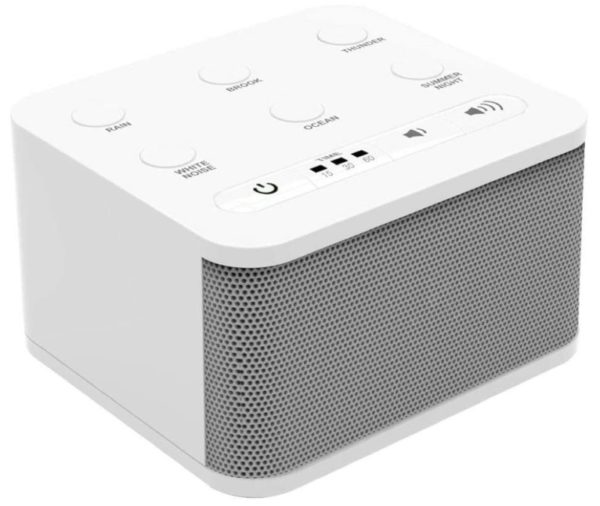 2. Big Red Rooster 6 Sound White Noise Machine