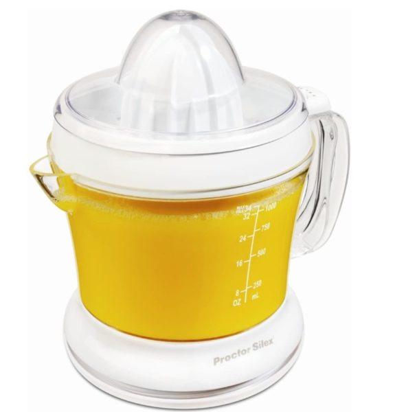 2. Proctor Silex 66332 Juicit Citrus Juicer