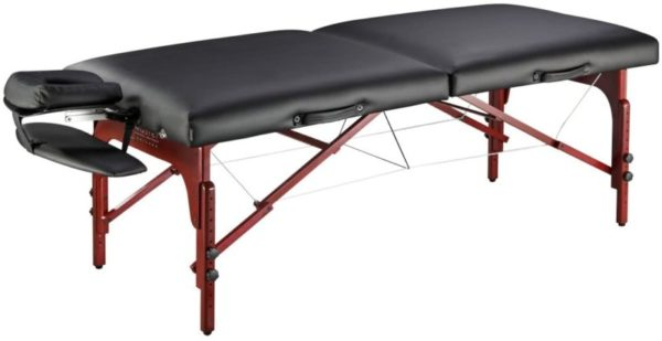 5. Master Massage 31 Montclair Professional Portable Massage Table Package