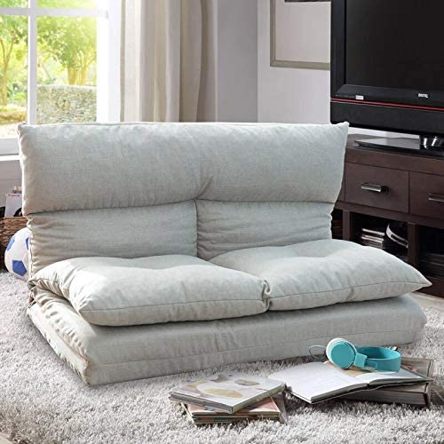 7. Foldable Floor Couch and Sofa, WeYoung Lazy Sofa Chair