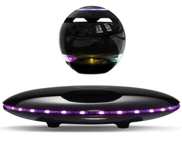 7. Infinity Orb Magnetic Levitating Speaker Bluetooth