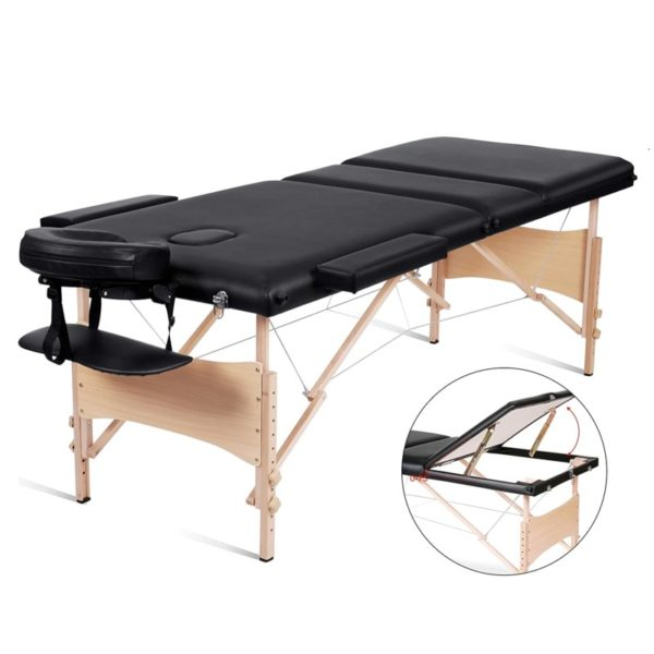 7. MaxKare Massage Table Lash Bed Professional