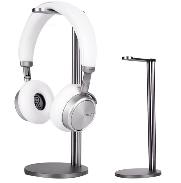 8. EletecPro Headphone Stand Holder,Universal Aluminum Alloy Gaming