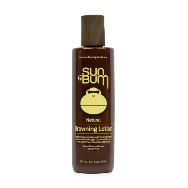 8. Sun Bum Browning Lotion, Vegan and Reef Friendly