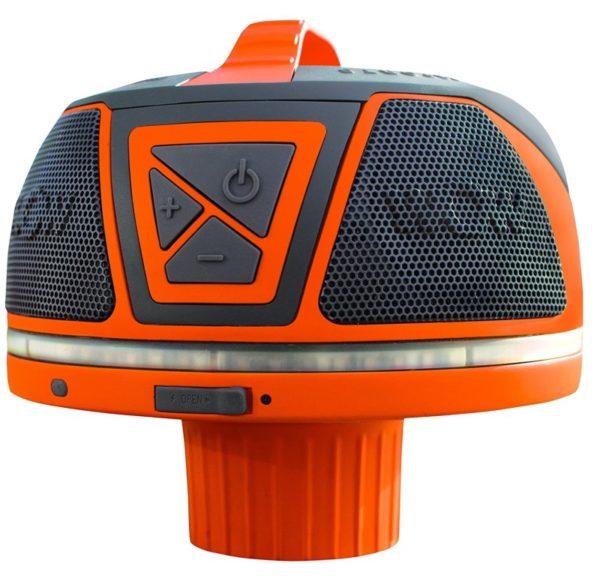 8. Wow World of Watersports Wow-Sound Speaker, Bluetooth