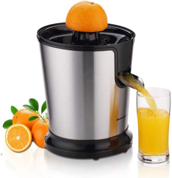 9. Homeleader Citrus Juicer, Stainless Steel Juice Squeezer