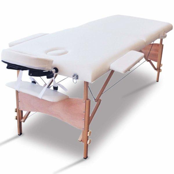 9. Portable Massage Table, BestComfort Height Adjustable Massage Table
