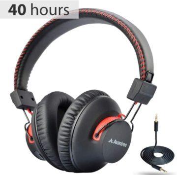 Avantree Comfortable Headphones