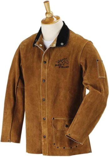 Revco 30WC-3XL Split Cowhide Welding Jacket, 3XL