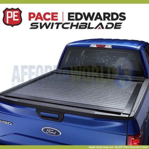 Pace Edwards (SWC3250 Switchblade Tonneau Cover TOP 10 BEST RETRACTABLE TONNEAU COVERS IN 2021 REVIEWS