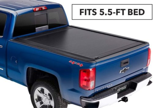 """RetraxONE MX Retractable Truck Bed Tonneau Cover 
