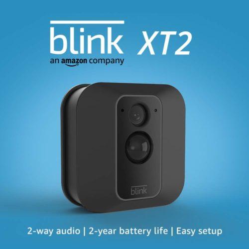 Blink XT2 Wireless CCTV Camera