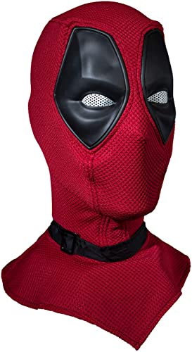 CosFantasy Wade Wilson Cosplay Mask Upgraded Ver. for Halloween mp005187