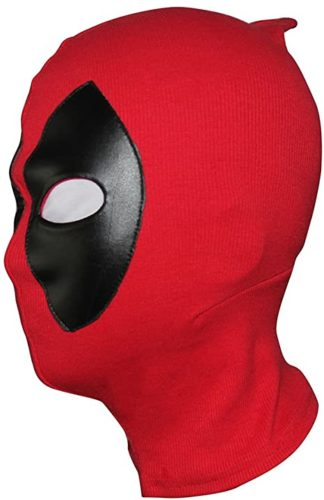 Costume Mask Halloween Hood Cotton Spandex Leather, Adult and Kids