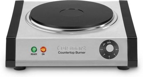 Cuisinart CB-30 Single Burner - Countertop Plate Electric Stoves