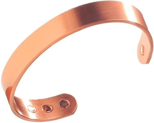 Earth-Therapy-Mens-Pure-Copper-Magnetic-Healing-Golf-Bracelet-for-Sport-Injury-Recovery-Arthritis-and-Joint-Pain-Relief-Adjustable-Sizing-Sourced