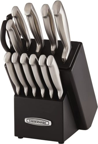 Farberware Edgekeeper Knife Set
