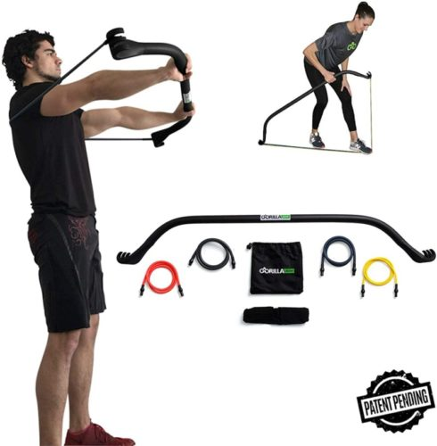 Gorilla Bow Gym Resistance Bands, Exercise Equipment