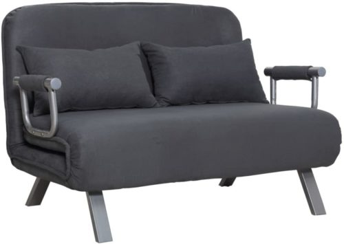 Homcom 2-Seater Sofa Convertible Chair