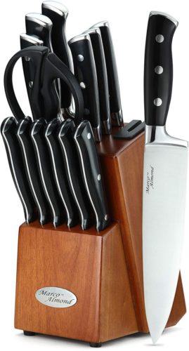Marco Almond Kitchen Knife Set