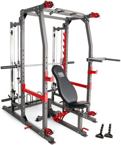 Marcy Pro Smith Training System, Multi Gym Machines