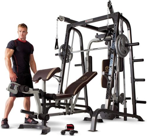 arcy Smith Cage Gym System
